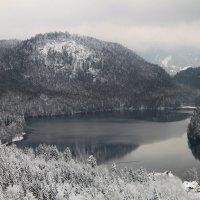 Озеро Альпзее :: Иля Григорьева
