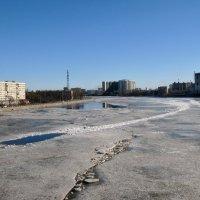 Март. Нева. Лёд тронулся... :: ТАТЬЯНА (tatik)