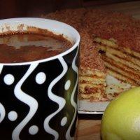 Вкусный завтрак :: Lilek Pogorelova