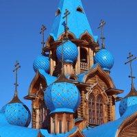 Церковь Рождества Пресвятой Богородицы. :: leoligra