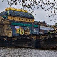 Национальный театр в Праге :: Александр Лядов