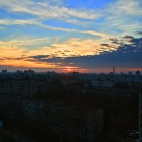 Вид из окна :: Довлет Мередов