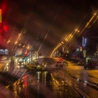 По ночному городу :: Elena Ignatova
