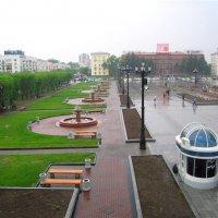 Хабаровск, центральная площадь :: cfysx