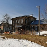 Купеческий дом г.Рузы :: Андрей Куприянов