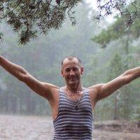 Летний дождь :: Алексей Филиппов