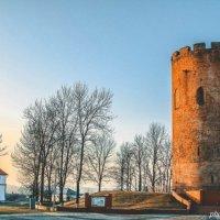 Белая вежа в Каменце :: Vadzim Zycharby