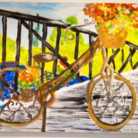 Велосипед :: Александр Деревяшкин