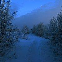 Зимнее утро :: Василий