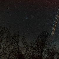 бессонные звёзды... :: Сергей Метальников