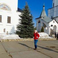 В монастыре :: Светлана Лысенко