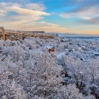 Крымская зима :: Александр Пушкарёв