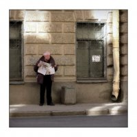 понимающий газету :: sv.kaschuk