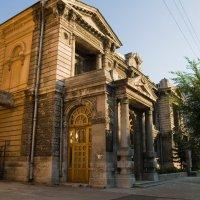 дом последнего губернатора дореволюционной Самары :: Лидия кутузова