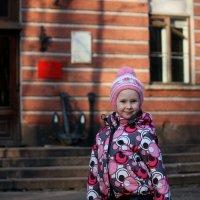Ходили в гости... :: Светлана Безрукова