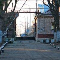 Госпитальные ворота :: Светлана Безрукова