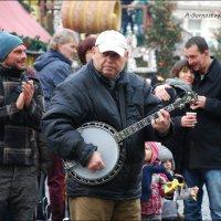 Возьми банджо, сыграй мне ... :: Anna Gornostayeva