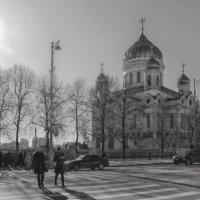 Храм Христа Спасителя г Москва :: ALISA LISA