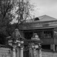 колонны на Казанской :: Михаил
