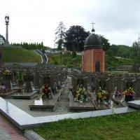Лычаковское  кладбище  города  Львова :: Андрей  Васильевич Коляскин