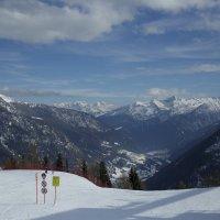 Альпийское поднебесье в Peio, Южный Тироль (Италия) :: Виктор Семенов