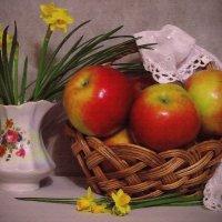 Натюрморт с яблоками :: Инна