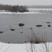 И снова снег идёт... :: Галина Полина