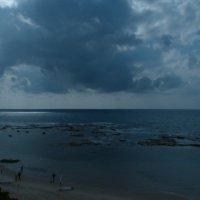 Море и небо. :: Пётр Беркун
