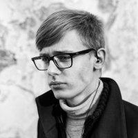 Портрет молодого человека :: Леонид Кубарев
