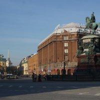 на площади :: Валентина Папилова