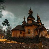 Церковь :: Игорь Вишняков