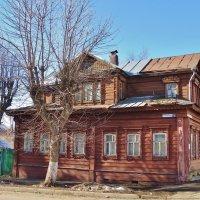 Старые дворы 2 :: Святец Вячеслав