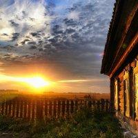 Домик в деревне :: Мария Ралдугина
