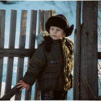 Зимними вечерами :: Анжелика Сазонова