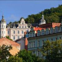 Каждое здание в городе – это произведение искусства. :: Anna Gornostayeva