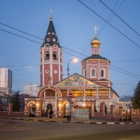 САРАТОВ_Троицкий собор-1652 г. :: Андрей ЕВСЕЕВ
