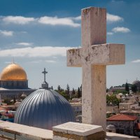 такой разный Иерусалим :: Валерий Цингауз