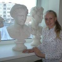 портрет у окна :: Александр Корнелюк