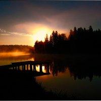 Утро на реке :: Олег Каплун