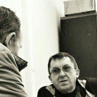 ...коллеги :: Сергей Андрейчук