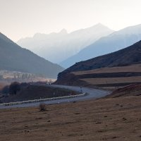Дорога в Теберду ... :: Vadim77755 Коркин
