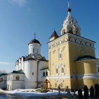 Церковь Спаса Всемилостливого :: Galina Leskova