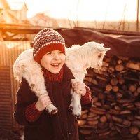 Ребята и козлята :) :: Galina Zabruskova
