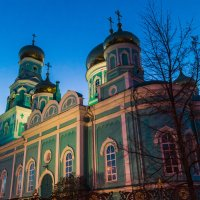 Казанский кафедральный собор, гор.Сызрань. :: Андрей Лобанов