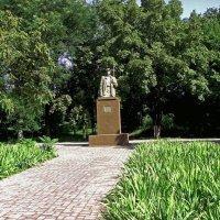 Памятник Макару Мазаю :: petyxov петухов