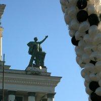 дайте шарик подержать :: Олег Лукьянов