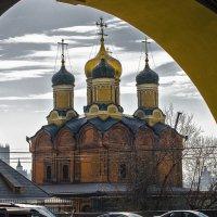 Знаменский собор на Варварке :: Ирина Шарапова