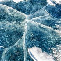 Ледяная розетка Сунгуля :: Светлана Игнатьева