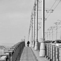 через реку :: Арсений Корицкий
