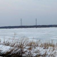 Кама в районе Нечкино :: Алексей Golovchenko